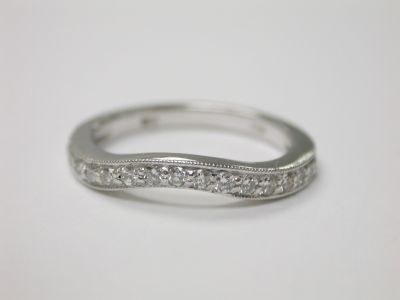 Curved Wedding Band CFA1403183