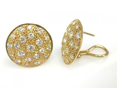 Diamond Earrings CFA1310177