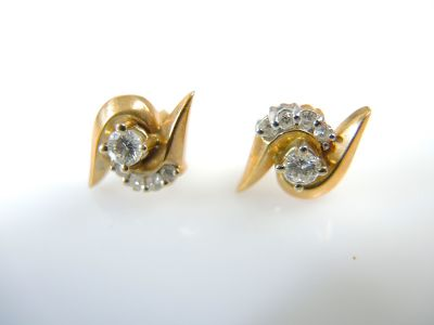 Diamond Earrings CFA131242