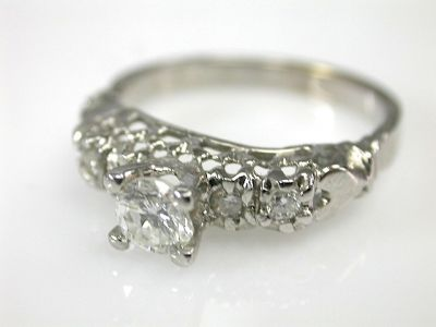 Diamond Engagement Ring CFA131189
