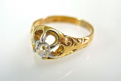 Diamond Ring CFA1403206