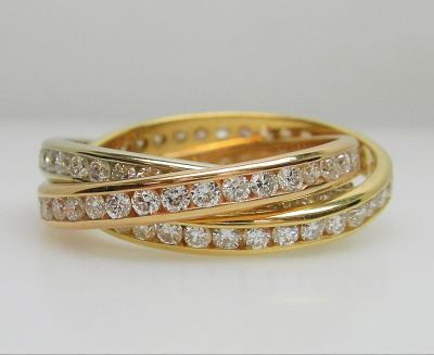 Diamond Rolling Ring AGL45233