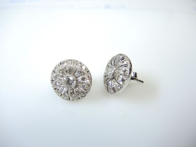 Diamond Stud Earrings CFA1312273