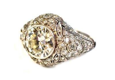 Edwardian-Diamond-Ring-AGL47105-78134a