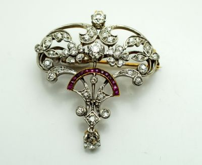 Edwardian-Diamond-and-Ruby-Brooch-Pendant-AGL48747-78634a
