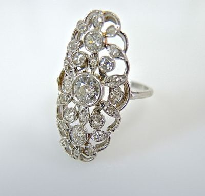 Edwardian Diamond Ring CFA1405203