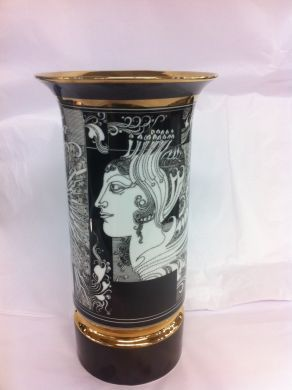 Fathers Day 2012 /Hollahazg Vase Cynthia Findlay Antiques 2