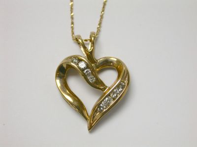 Heart Pendant CFA140215