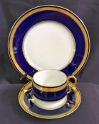 Hutschenreuther Dinner Service for 12, circa 1920s