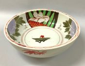 Japanese Imari Bowl, Early 20th Century