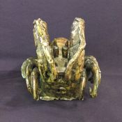 Japanese Stoneware Lobster