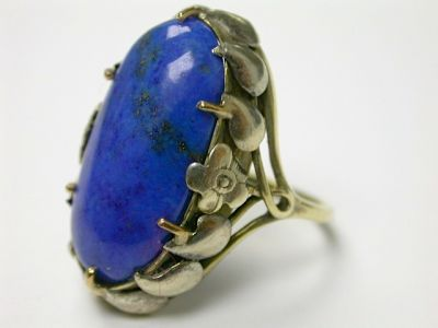 Lapis Ring CFA140178