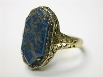 Lapis Ring CFA140183