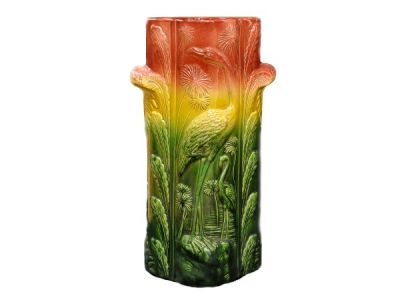 Majolica Umbrella Stand  Mj004