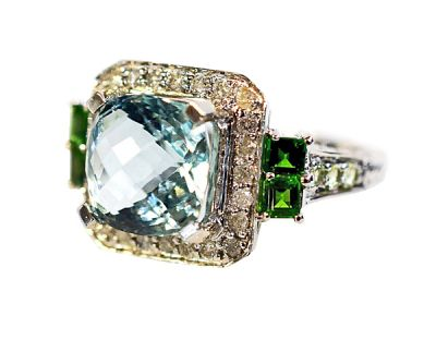 Modern-Blue-Topaz-Green-Tourmaline-Diamond-Peridot-Ring-Gems15274-83907bbzz