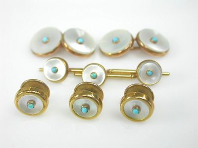 Mother Of Pearl Cufflinks CFA1310249