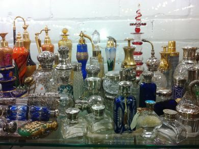 Perfume Bottle Display 3