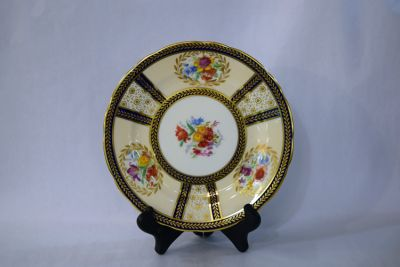 Paragon Reproduction of Service made for Her Majesty Queen Mary Dessert Salad Plate 7 inches