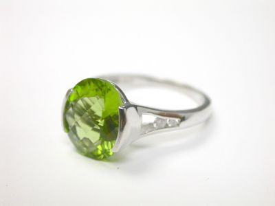 Peridot Ring CFA1404488