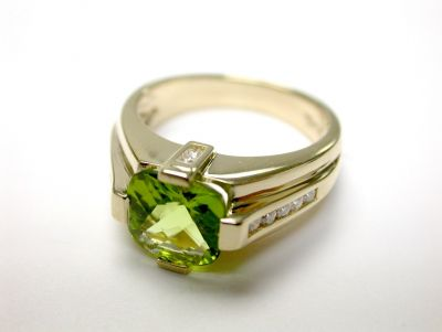 Peridot Ring CFA1406152