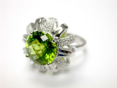 Peridot Ring CFA1406154