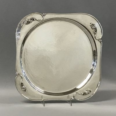 Petersen Silver Salver