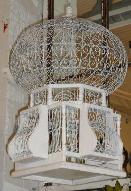 Random/Vintage Bird Cage