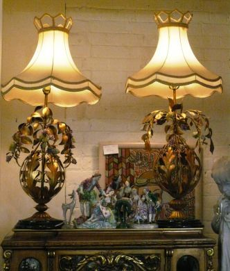 Random/antique lamps