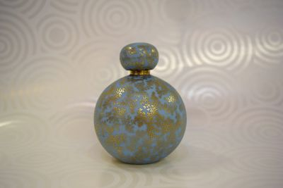 Rare Royal Worcester Scent Bottle