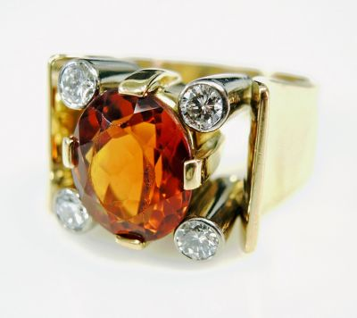 Retro-Citrine-and-Diamond-Ring-CFA1605194-82168