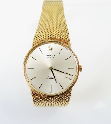 Rolex Cellini Manual Wind Wristwatch