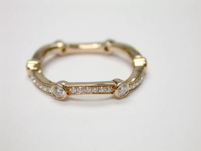 Rose Gold Band CFA140536