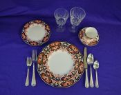 Antique & Vintage Place Setting