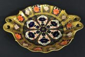 "Royal Crown Derby Old Imari 1128 ""Duchess"" Centrepiece Bowl"