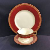 Royal Doulton Art Deco Dinnerware Set