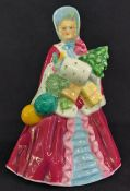 Royal Worcester Figurine Noel