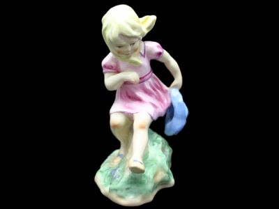 Royal Worcester Figurine March