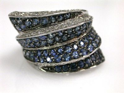 Sapphire and Diamond Ring CFA1206246