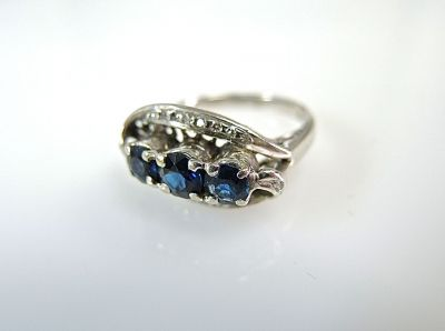Sapphire and Diamond Ring CFA1404383