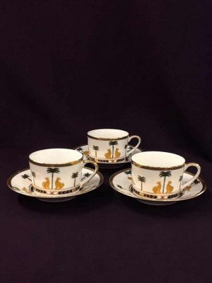 Set-of-Twelve-Christian-Dior-Casablanca-Cups-and-Saucers  1