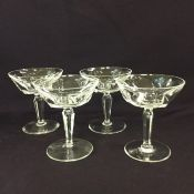 Set of 12 Vintage Waterford