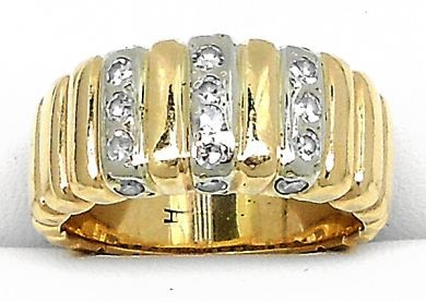 Shant Jewellery June/Diamond Band 12160000