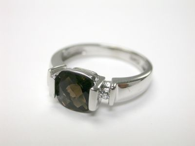 Smokey Quartz Ring CFA1406156