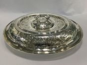 Sterling Silver Entre Dishes