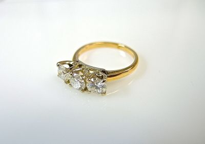 Trinity Diamond Ring CFA1403257