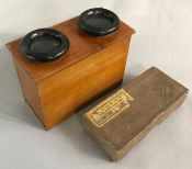 Unis France Stereoscope Viewer, Circa 1905-20