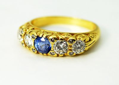 Victorian-Style-Sapphire-and-Diamond-Ring-CFA1710188-84239a