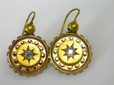 Victorian Earrings CFA1310121