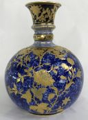Victorian Royal Crown Derby Cabinet Vase