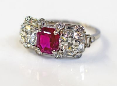 Vintage-Burmese-Ruby-and-Diamond-Ring-HWL105124AN-73280a